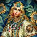 Стихи про Василису Прекрасную