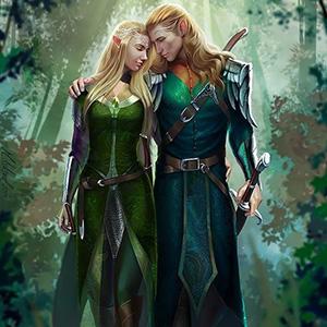 Стихи про эльфов