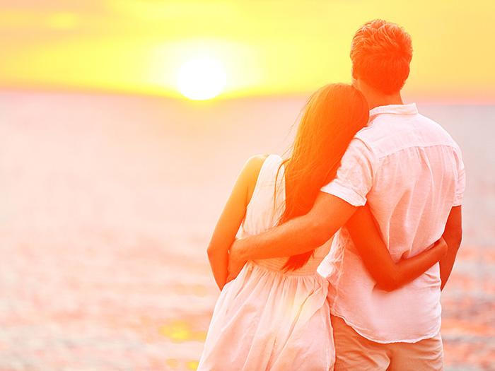 Романтика восхода