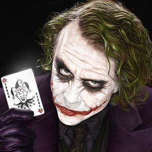 Стихи о Джокере