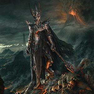 Стихи о Сауроне