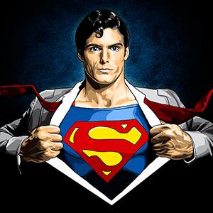 Стихи о Супермене