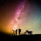 В звездное небо влюбленных