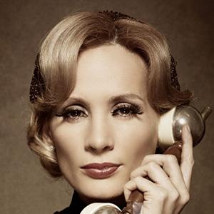 Женский голос в телефоне