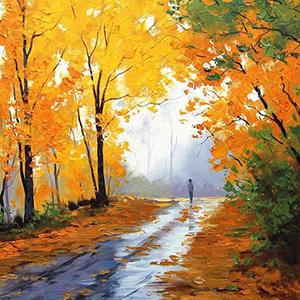 Осень - Афанасий Фет