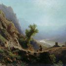 Стихи Лермонтова о Кавказе