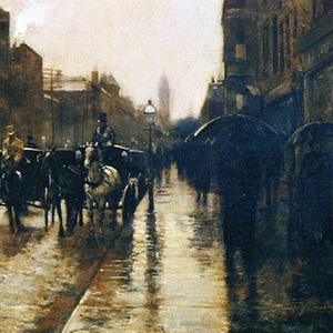 На улице - Андрей Белый
