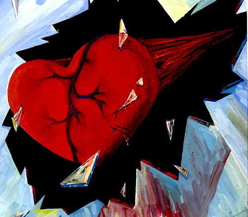 Горячее сердце пробивает лед