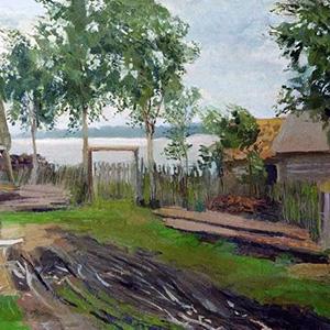 Порос травой мой узкий двор - Федор Сологуб