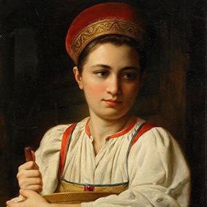 Есть женщины в русских селеньях - Николай Некрасов