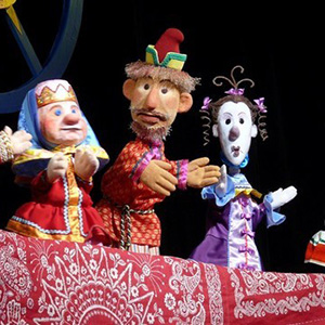 Стихи о кукольном театре