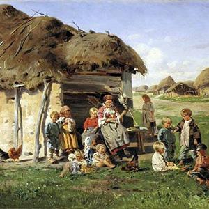 Стихи Есенина о доме