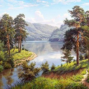 Стихи Есенина о природе