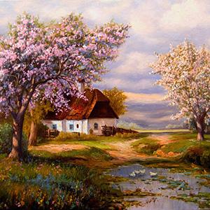 Стихи Есенина о весне