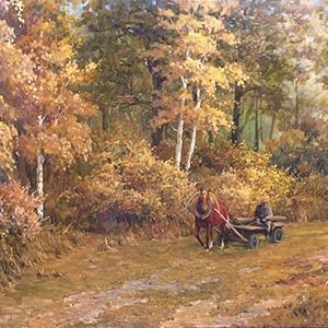 Стихи Есенина об осени
