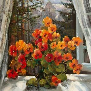 Цветы внутри - притча