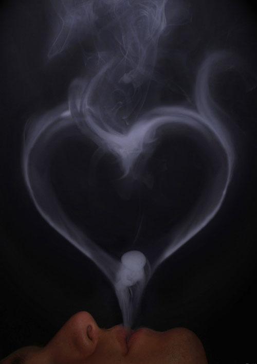 Любовь как дым