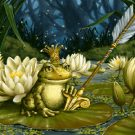 Загадки о Царевне-лягушке