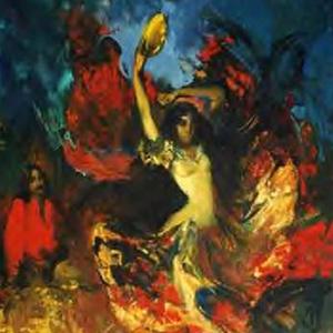 Цыганская страсть разлуки - Марина Цветаева