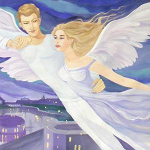 На крыльях любви - стихи