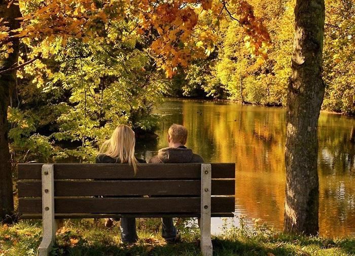 Тихая романтика для двоих