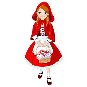 Загадки о Красной шапочке