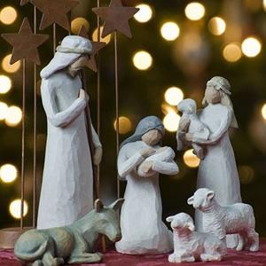 Загадки о Рождестве