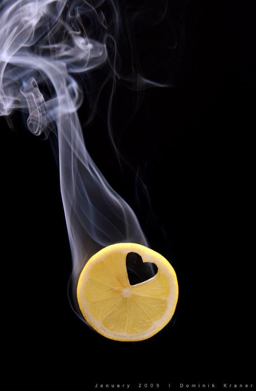В лимонном дыму любви