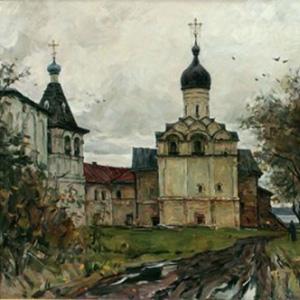 Брожу в стенах монастыря - Александр Блок