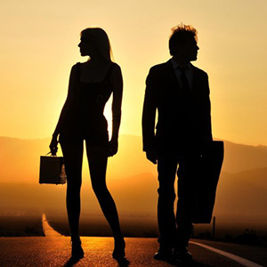 Перерыв в отношениях: польза или вред