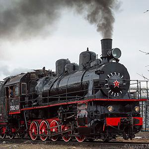 Загадки про паровоз, тепловоз, локомотив, электровоз