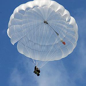 Загадки про парашют