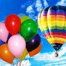 Загадки про воздушный шар, воздушный шарик