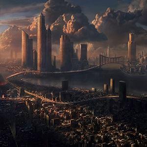 Безмолвные города - притча