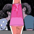 Поцелуй сквозь розовый фильтр