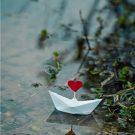 Бумажный кораблик любви