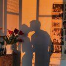 Целующиеся тени