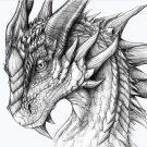 Рисунки Дракон