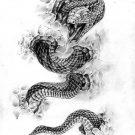 Рисунки Змея