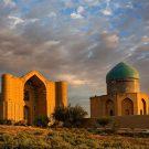 Стихи о городе Туркестан