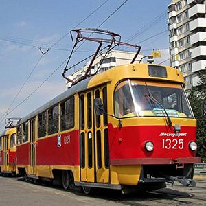 Стихи про трамвай