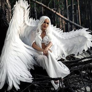 Крылья ангелов - стихи