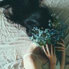 Застенчивая незабудка
