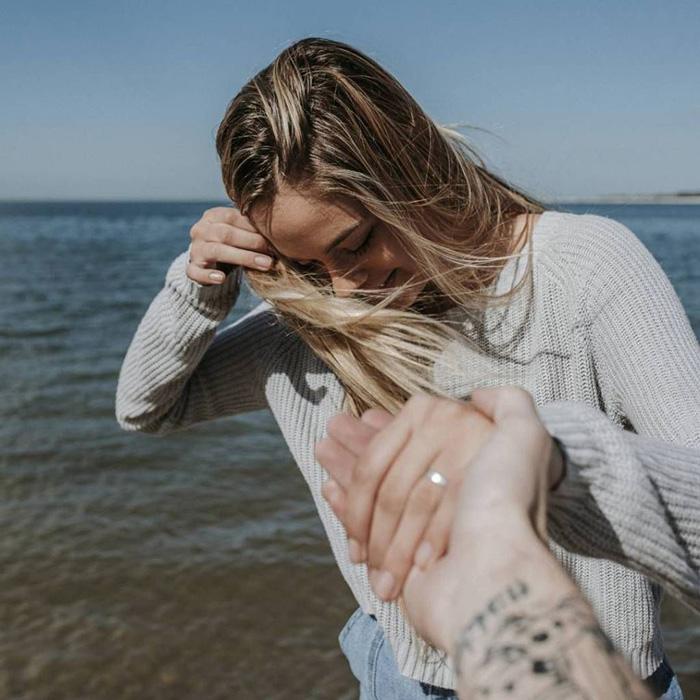 Стеснительный морской бриз