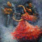 Стихи о танце Фламенко