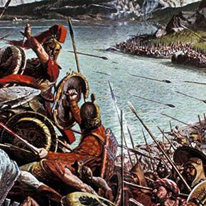 Стихи о трехстах спартанцах