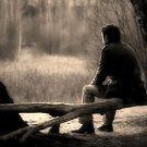 В плену грустных мыслей на лоне природы