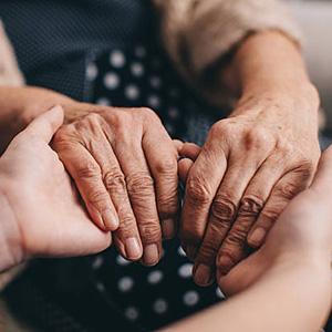 Бабушкины руки - стихи