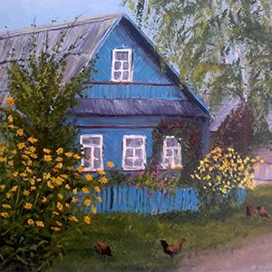 Эта улица мне знакома - Сергей Есенин